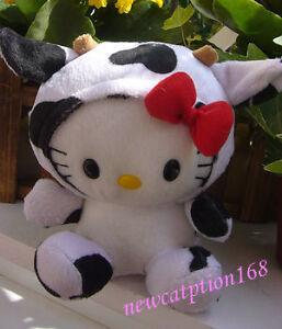 NEW-SANRIO-HELLO-KITTY-COSPLAY-MILK-COW-VERSION-plush-toy-Doll
