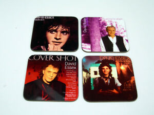 David-Essex-Album-Cover-Drinks-COASTER-Set