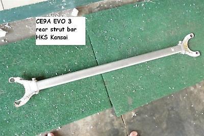 JDM Mitsubishi EVO3 evolution CE9A HKS Kansai Strut bar