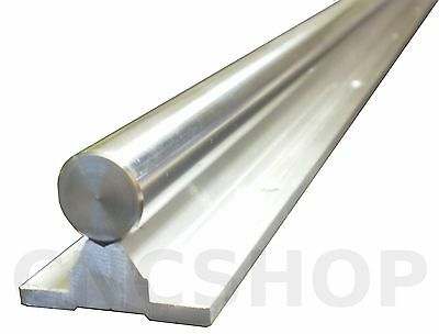 SBR20-300mm 20mm FULLY SUPPORTED LINEAR RAIL SHAFT CNC ROUTER SLIDE BEARING ROD
