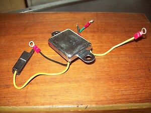 new voltage regulator ford 45-65 amp one wire conversion ... 1960 ford voltage regulator wiring #11