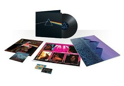 PINK FLOYD Dark Side Of The Moon 2011 UK 180g vinyl LP + download NEW/SEALED