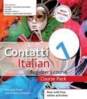 Contatti 1 Italian Beginner's Course: Course Pack by Mariolina Freeth, Giuliana Checketts (Mixed media product, 2011)