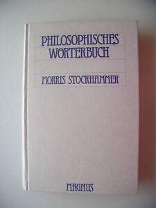 Philosophisches-Woerterbuch-1980-Philosophie