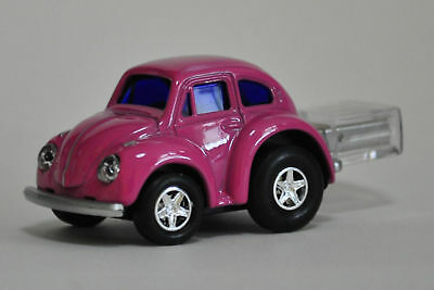 Pink VW Beetle Car USB Flash Drive 4 GB