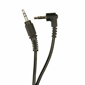 VERY-SHORT-30cm-Car-AUX-3-5mm-Jack-to-MP3-Ipod-Lead-NEW