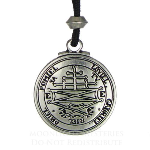 Talisman Favor of Good Spirits Pendant Jewelry Amulet Ceremonial Magic Jewelry