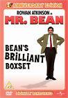Mr Bean - Series 1 Vol.1-4 (DVD, 2010, 4-Disc Set)