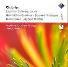 Emmanuel Chabrier - Chabrier: España; Suite pastorale; Gwendoline Overture; Bourrée fantasque; Danse slave; Joyeuse Marc (2007)