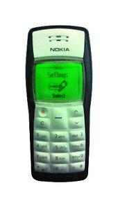 unlocked Cellular 1100 - Phone Nokia Black About Details