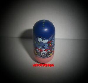 2003 Mighty Beanz #228 SMASHED TRUCK Bean ORIGINAL SERIES 4 RARE NOOP NEW