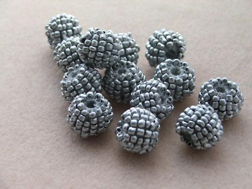 5 x 14mm de perles perles