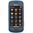 Samsung Eternity II SGH-A597 - Blue (AT&T) Cellular Phone