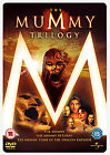 The Mummy / The Mummy Returns / The Mummy - Tomb Of The Dragon Emperor (DVD, 2011, 3-Disc Set, Box Set)