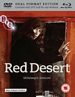 The Red Desert (Blu-ray and DVD Combo, 2011, 2-Disc Set)