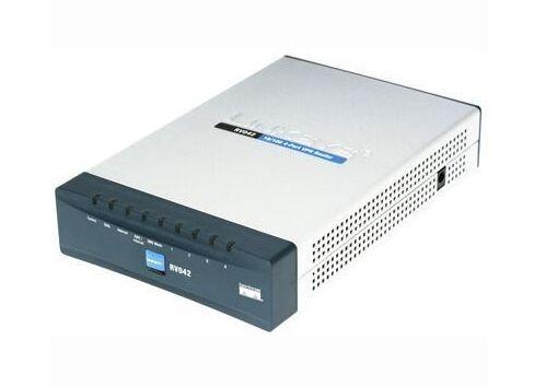 Cisco RV042 4-Port 10/100 Wired Router | eBay