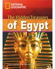 The Hidden Treasures of Egypt + Book with Multi-ROM: Footprint Reading Library 2600 by Rob Waring, National Geographic (Mixed media product, 2009)