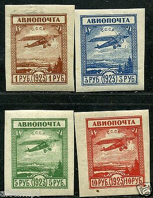 Russia. Year 1922. Sc. C2-5.  MLHOG.  SCV $50.00.