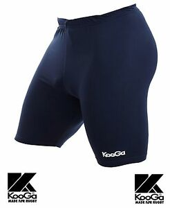 Kooga-Power-Cycle-Shorts-Rugby-Compression-Running-2-Colours-S-XXL-Fast-Delivery
