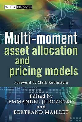 Multi-moment Asset Allocation and Pricing Models by John Wiley and Sons Ltd...