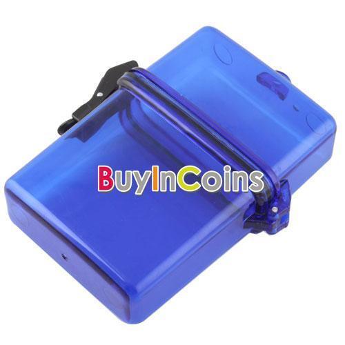 Plastic Container Key Money Case  Outdoor Waterproof Box