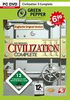 Sid Meier's Civilization III Complete (PC, 2009, DVD-Box)