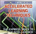 Accelerated Learning Techniques by Colin Rose, Tracy Brian (CD-Audio, 1995)