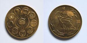 Ecu-Europa-III-1981-bronze-florentin-FDC70-RARE