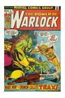 Warlock #4 (Feb 1973, Marvel)