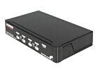 StarTech.com USB PS/2 KVM switch with OSD - KVM switch - 4 ports