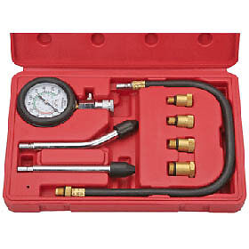Engine-Cylinder-Compression-Tester-Kit-w-adapters-M10-M12-M14-M18-with-case