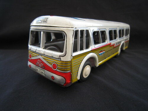 L871 CHARMY CAR CONTINENTAL TRAIL WAYS    Charia & Co. importer 14  TIN FRICTION 783d8a