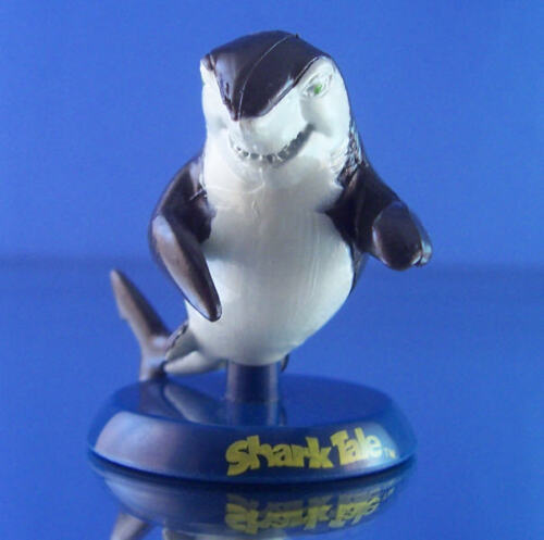 NEW DREAMWORKS SHARK TALE MINI FIGURES 10 DIFFERENT CAKE TOPPERS YOU PICK!