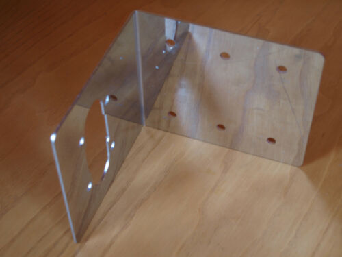 TOP QUALITY STAINLESS STEEL MOUNTING BRACKET FOR EBERSPACHER HEATER