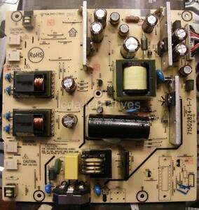 Repair-Kit-HP-W2338H-LCD-Monitor-Capacitors