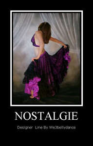 We3-Belly-Dance-Goth-Lolita-Tribal-Gypsy-Lace-Skirt-SPECIAL-ORDER