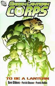Green-Lantern-Corps-TP-Vol-01-To-Be-A-Lantern-2007-DC-Comics-Graphic-Novel