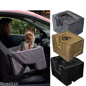pet gear dog car booster seat truck van medium large black tan gray ebay. Black Bedroom Furniture Sets. Home Design Ideas