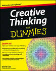 Creative Thinking For Dummies by David Cox (Paperback, 2012)