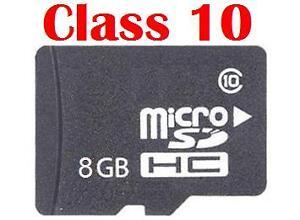 OEM-8GB-8G-microSD-microSDHC-SD-SDHC-Card-CLASS-10
