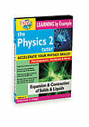 The Physics Tutor - Expansion And Contraction Of Solids And Liquids (DVD, 2012)