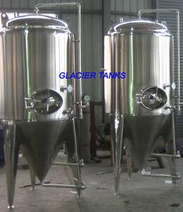Glacier-Tanks-4-BBL-119-Gallon-Conical-Fermenter-Non-Insulated-SS304