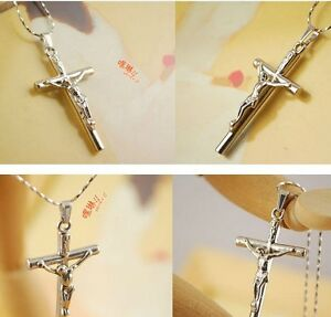 2012-new-fashion-silver-jesus-cross-pendant-cute-chain-woman-necklace-loyal