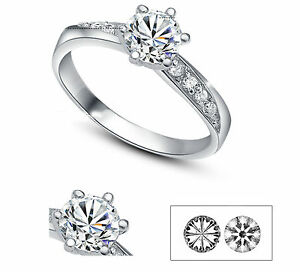 ViVi-Ladies-Engagement-sterling-silver-Diamond-Ring-8458-8