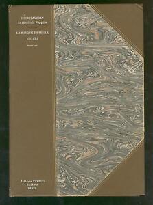 Henri-Lavedan-le-marquis-de-Priola-Viveurs-artheme-Fayard