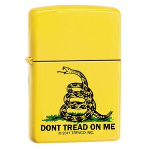 Zippo-Lighter-Dont-Tread-On-Me-Lemon-ZCI007283