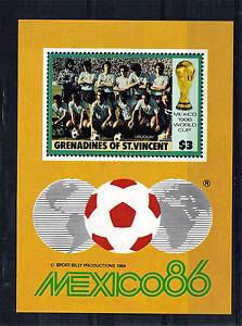 St-VINCENT-GRENADINES-3-MINIATURE-SHEET-FOOTBALL-WORLD-CUP-1986-MNH-URUGUAY