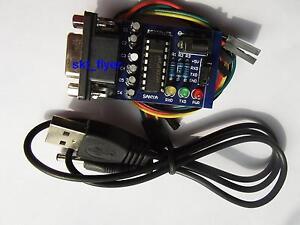 MAX232-RS232-COM-Serial-to-TTL-Converter-Module-Board