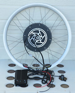 Electric-Bike-Conversion-Kit-Rear-Hub-Motor-with-26-Rim-and-Speed-Controller
