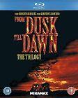 From Dusk Till Dawn Trilogy (Blu-ray, 2012, 3-Disc Set)